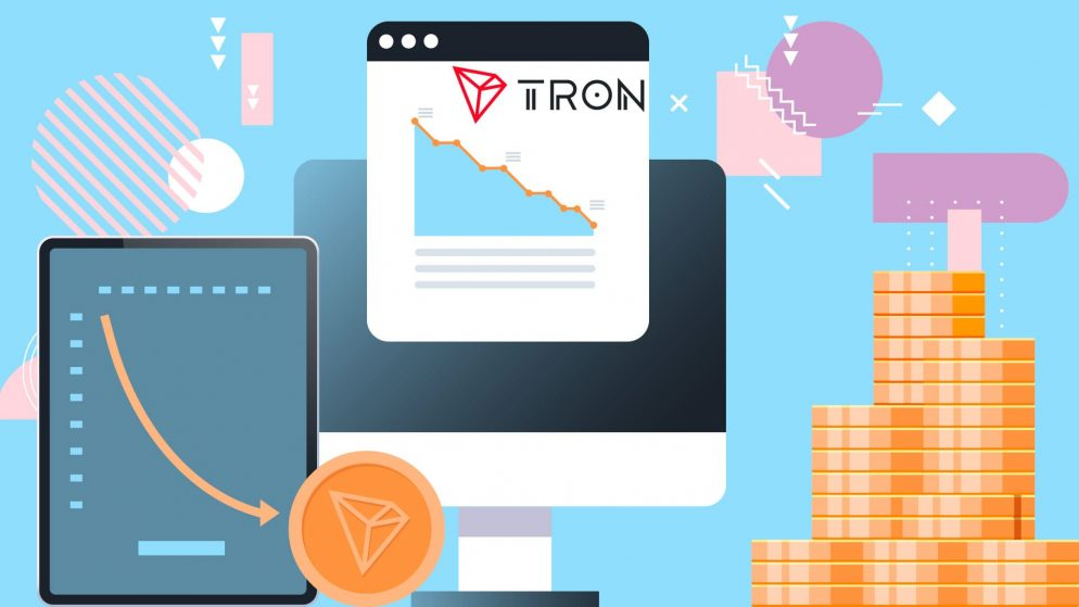 Will Tron Price Finally Manage to Gallop Ahead of the Strong Bearish Influence?