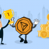 TRON (TRX) Registers Considerable Growth Overnight