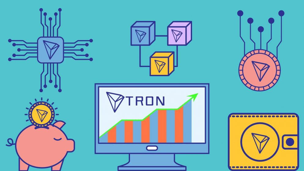 TRON (TRX) Witnesses an Intraday Push; Pumped Up by 1.86% in the Last Day